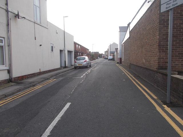 Peirson Street - Lobster Road