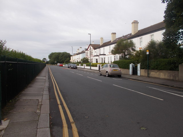 Trafalgar Terrace - Coatham Road