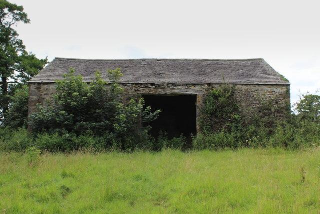 Stone Barn near Hill Clough