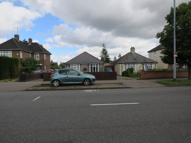 Bungalows on Newmarket Road