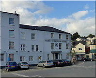 SX9193 : Great Western Hotel, Exeter by Robert Eva