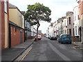 NZ6025 : Westbourne Grove - Millbank Terrace by Betty Longbottom