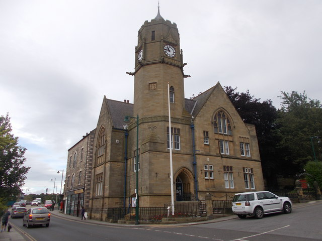 Town Hall - High Street
