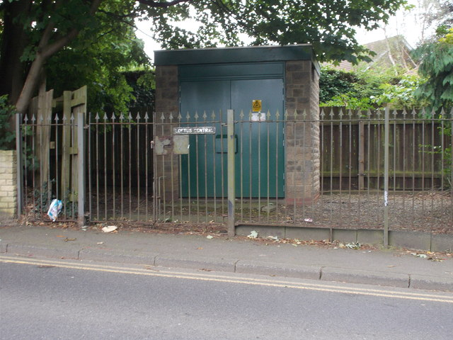 Electricity Substation - High Street