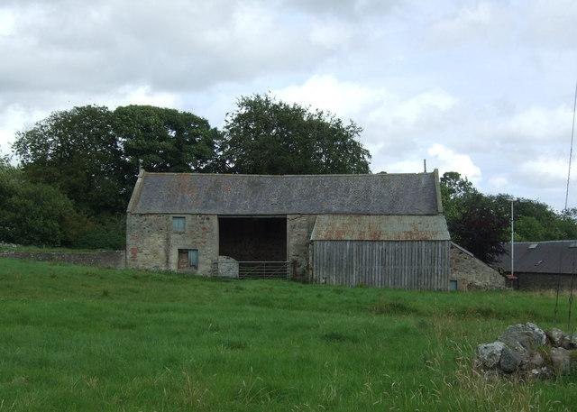 Stone barn, Preston