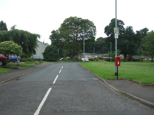 Newbattle Abbey Crescent