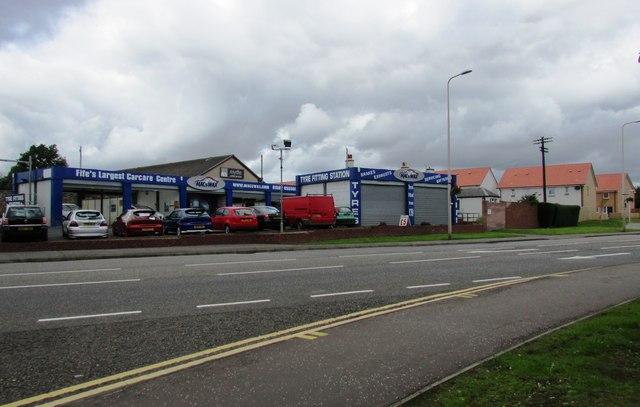 Car Care Centre, Kirkcaldy
