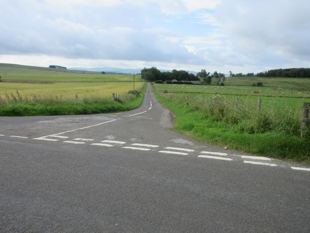 Road to Wardend