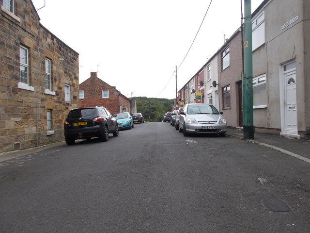 Newcomen Terrace - Zetland Road