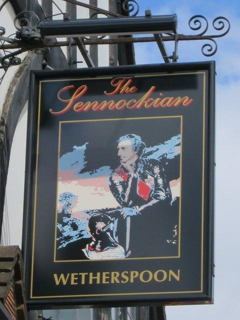 The Sennockian sign