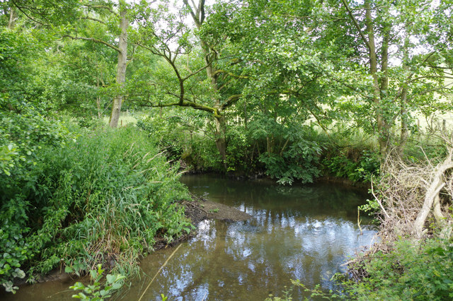 River Lugg, Pilleth