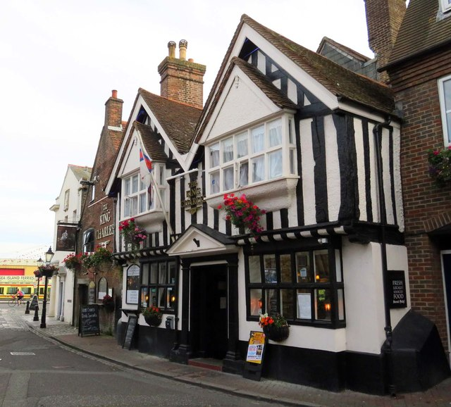 The King Charles in Thames Street