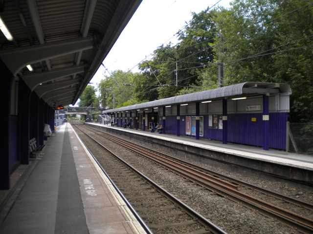 Bournville railway station (1)