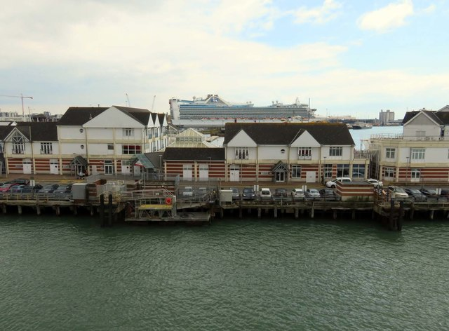 Town Quay in Southampton