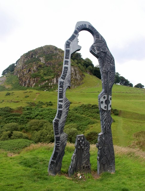 The Spirit of Scotland sculpture