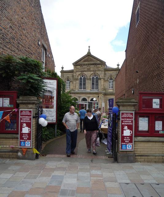 Toll Gavel United Church, Beverley