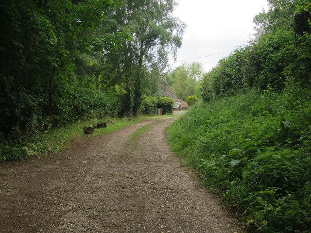 Footpath from Ranworth Road