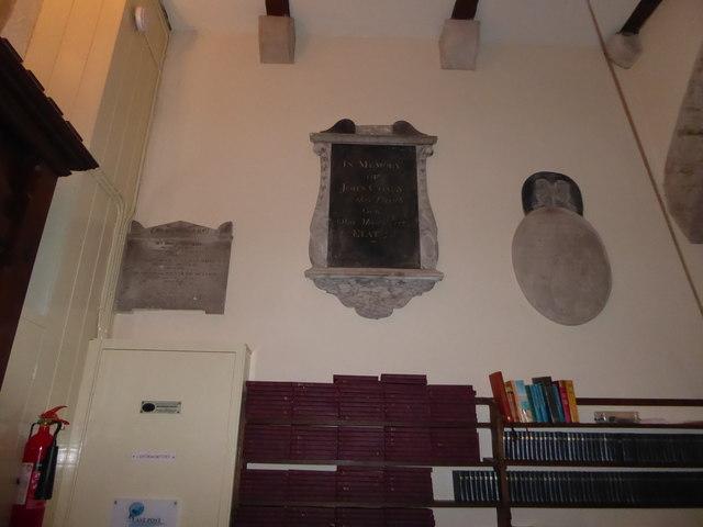Inside St Bartholomew, Burwash (iv)