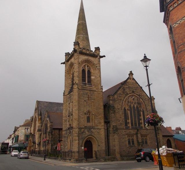 Saltburn Methodist Church - Milton Street