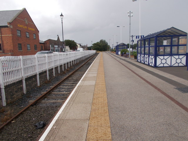 Railway Station - Platform 2