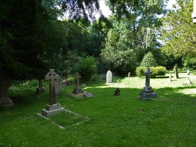 St. John the Baptist, Tidebrook: churchyard (II)