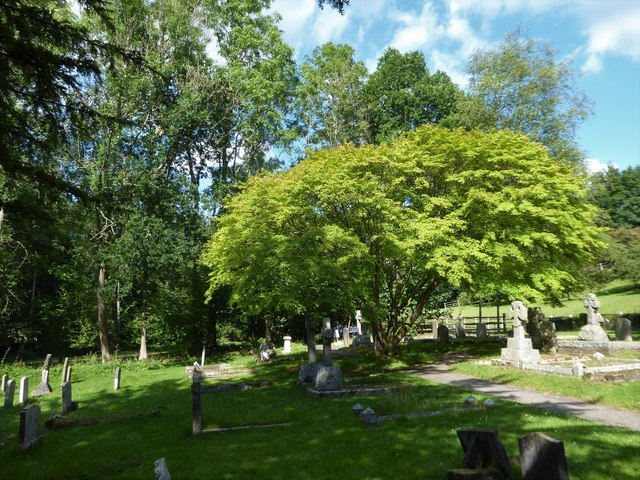 St. John the Baptist, Tidebrook: churchyard (IV)
