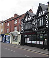 SO8555 : Lowesmoor Fish Bar, Worcester by Jaggery