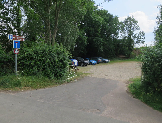Ranworth Broad car park
