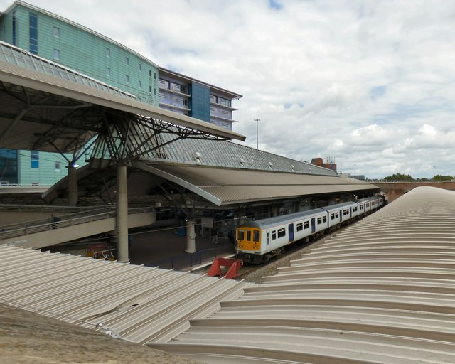 Manchester Airport Railway Station
