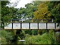 SJ6048 : Wrenbury Bridge near Wrenbury Heath in Cheshire by Roger  Kidd