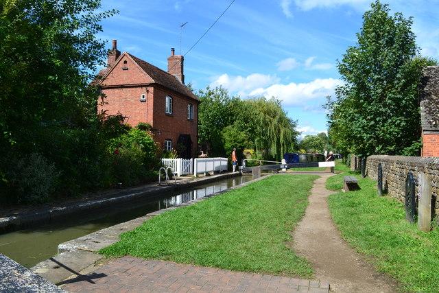 Cropredy Lock, Oxford Canal