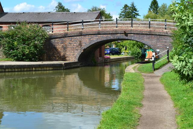 Cropredy Bridge, Oxford Canal