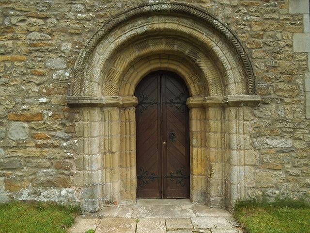 St John the Evangelist, Gressingham: south porch