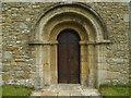 SD5769 : St John the Evangelist, Gressingham: south porch by Stephen Craven