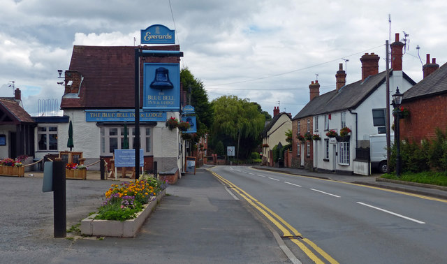 The Blue Bell Inn & Lodge