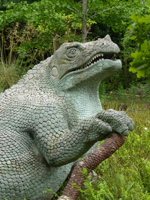 SE 19 Jurassic (2): Iguanadon