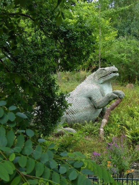 SE 19 Jurassic (3): Iguanadon