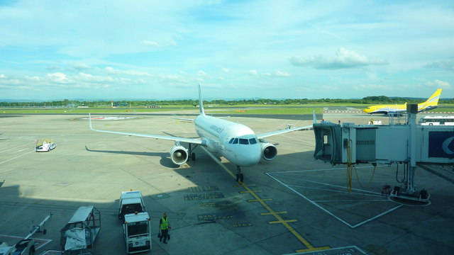 Manchester Airport Terminal 3, Gate 49