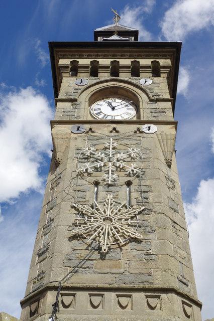 Knighton Clock Tower