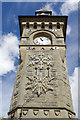 SO2872 : Knighton Clock Tower by Stephen McKay