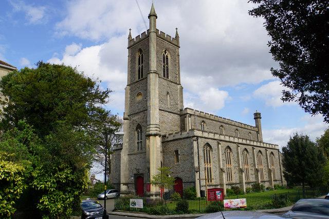 St Matthew's Church, Bristol