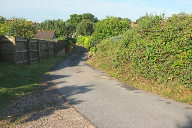 Cuckoo Pit Lane, Torquay