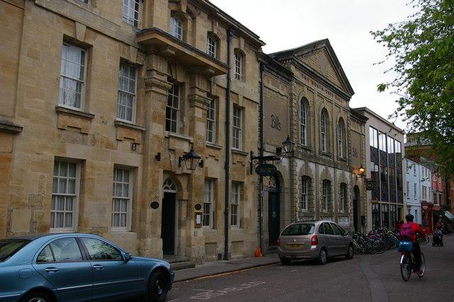 St Michael's Street, Oxford