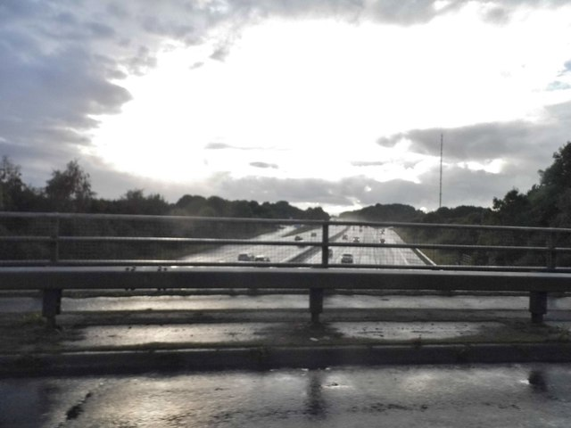 The M4 by Membury Services