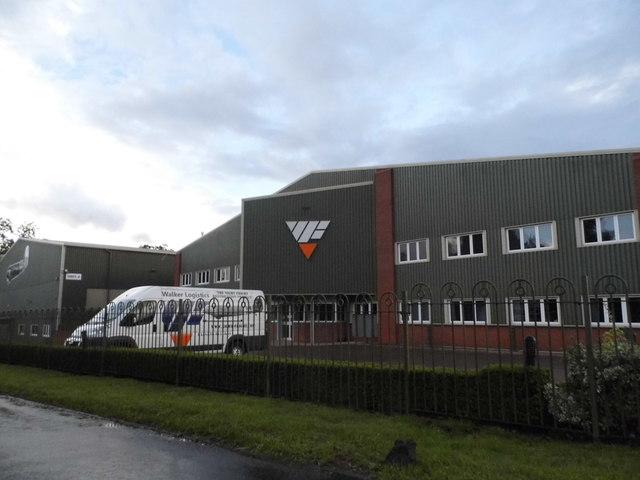 Walker Logistics, Membury