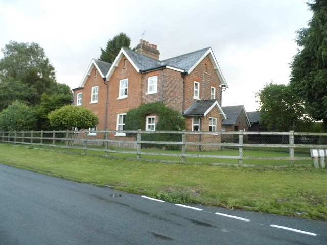 House on the B4192, Knighton