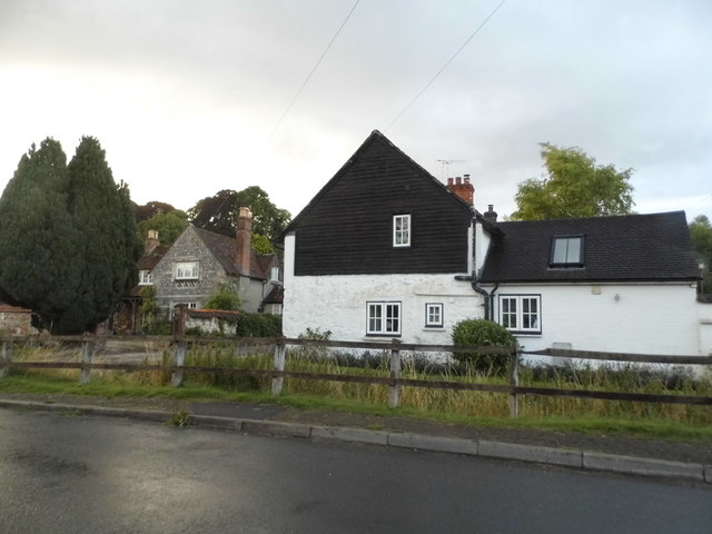 Cottages in Aldbourne