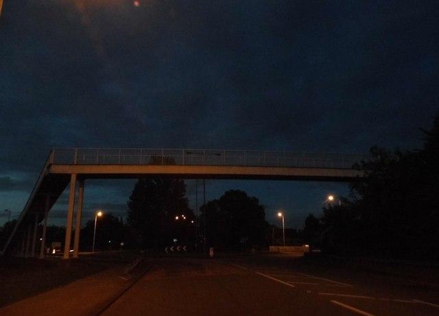 New Bath Road, Twyford