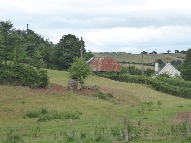 Lower Hollacombe farm