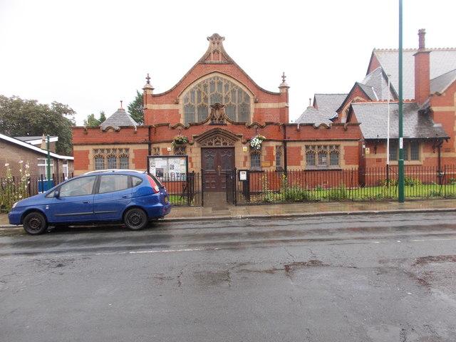 Community Hall - Balmoral Terrace